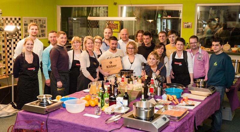 Kochschule Jena | Nicolas Köber | Köber Kulinarisches | Koch Kochen Walking Dinner Catering Jena Erfurt Weimar