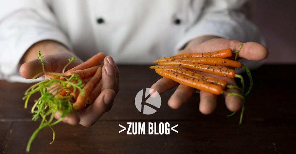 Karotten Hände Koch | Nicolas Köber | Köber Kulinarisches | Koch Kochen Walking Dinner Catering Jena Erfurt Weimar