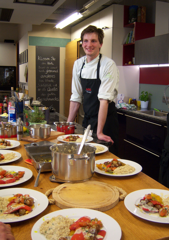 Köber Kulinarisches Kochschule Jena